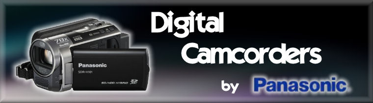 Digital Camcorders &amp; Cameras